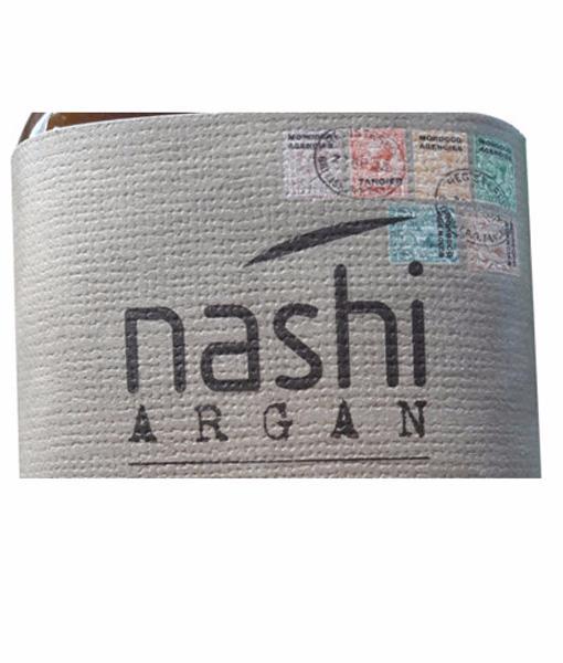 Bao bì hàng thật Nashi Argan