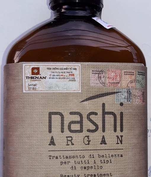 Tem điện tử chống hàng giả Nashi